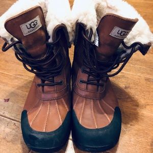 Pre owned winter boots